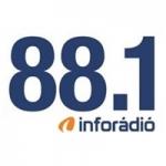 Logo da emissora Info Radio 95.8 FM