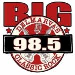 Logo da emissora Radio WGBG 98.5 FM