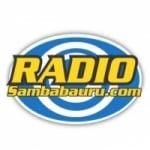 Logo da emissora Rádio Sambabauru