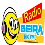 Logo da emissora Rádio Beira Rio Espanta Gado