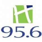 Logo da emissora Kanizsa 95.6 FM