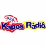 Logo da emissora Kapos 99.9 FM