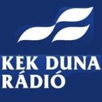 Logo da emissora Kek Duna Radio Gyor 91.5 FM