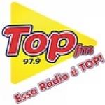 Logo da emissora Top Fm Igarassu