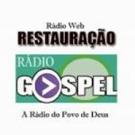 Logo da emissora Rádio Web Restauração