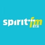 Logo da emissora Spirit 87.6 FM