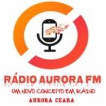 Logo da emissora Aurora FM