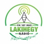 Logo da emissora Lakihegy 107 FM