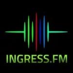 Logo da emissora Ingress.FM Online