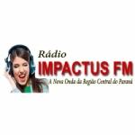 Logo da emissora Impactus FM