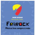 Logo da emissora Frirock