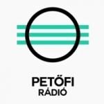 Logo da emissora Petofi Radio 94.8 FM
