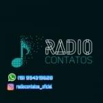 Logo da emissora Rádio Contatos FM