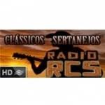 Logo da emissora Web Rádio Clássicos Sertanejos