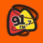 Logo da emissora Rádio Moriá 91.7 FM