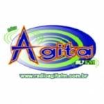 Logo da emissora Rádio Agita FM