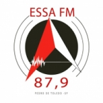 Logo da emissora Rádio Essa 87.9 FM