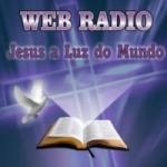 Logo da emissora Web Rádio Jesus a Luz do Mundo