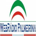 Logo da emissora Web Rádio Palmeirina