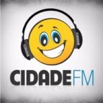 Logo da emissora Cidade FM Tv