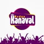 Logo da emissora Radio Kanaval