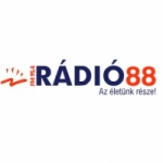Logo da emissora Radio 88 95.4 FM Club