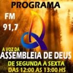 Logo da emissora A Voz das Assembleias de Deus