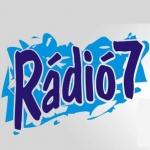 Logo da emissora Radio 7 97.6 FM