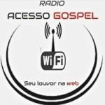 Logo da emissora Acesso Gospel