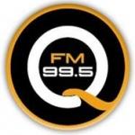 Logo da emissora Radio Q 99.5 FM