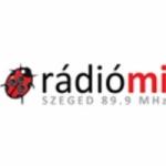 Logo da emissora Radio Mi 89.9 FM