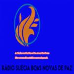 Logo da emissora Rádio Suécia Boas Novas de Paz