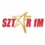 Logo da emissora Sztar 102.1 FM