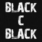 Logo da emissora Black c Black