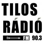 Logo da emissora Tilos Radio 90.3 FM