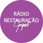 Logo da emissora Rádio Restauração Gospel