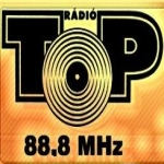 Logo da emissora Top 88.8 FM