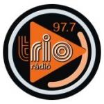 Logo da emissora Trio 97.7 FM