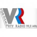 Logo da emissora Vorosmarty 99.2 FM