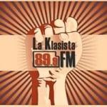 Logo da emissora Radio La Klasista 89.9 FM