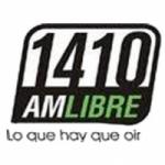Logo da emissora Radio Libre 1410 AM