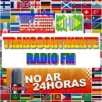 Logo da emissora Transcontinente FM Brasil