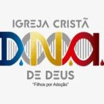 Logo da emissora Rádio DNA de Deus
