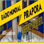 Logo da emissora Rádio Mundial Pirapora