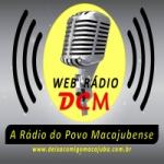 Logo da emissora Web Rádio DCM