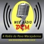 Logo da emissora Rádio DCM