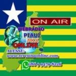Logo da emissora Rádio Piauí Mix