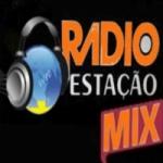Logo da emissora Rádio Estação Mix