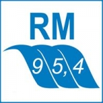 Logo da emissora Radio Mreznica 95.4 FM