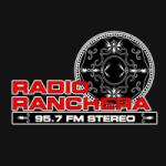Logo da emissora Radio Ranchera 95.7 FM